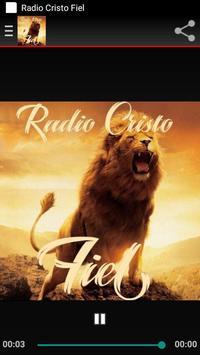 Radio Cristo Fiel screenshot 2