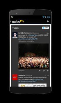 Radio Activa FM screenshot 2