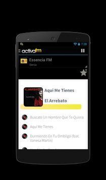 Radio Activa FM screenshot 4