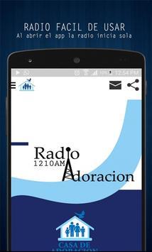 Radio Adoración poster