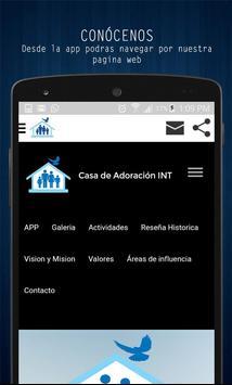Radio Adoración apk screenshot