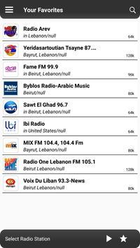Lebanon Radio screenshot 3