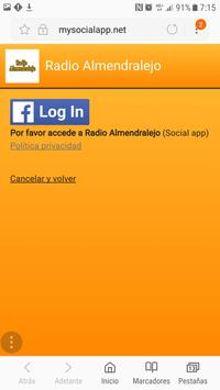 Radio Almendralejo screenshot 5