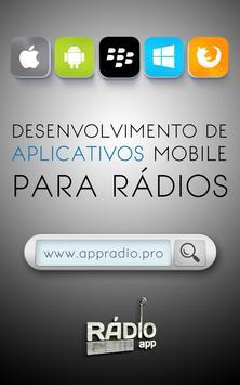 Rádio Aqui Sertanejo apk screenshot