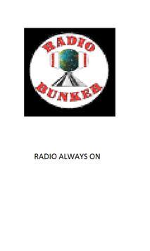 Radio Bunker poster