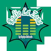 RADIO LA ZONA icon