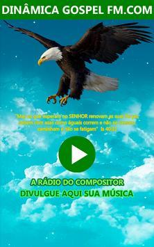 Dinâmica Gospel FM poster