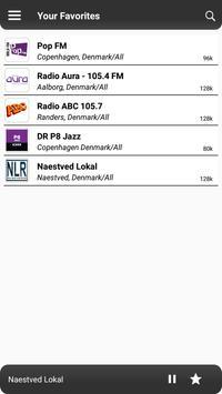 Denmark Radio screenshot 3