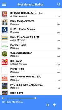 Morocco Radio poster