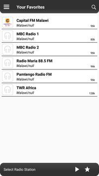 Radio Malawi - World Radio Free screenshot 2