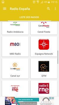 Radio spain Pro screenshot 5