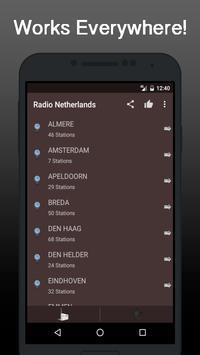 Radio Online Netherland poster