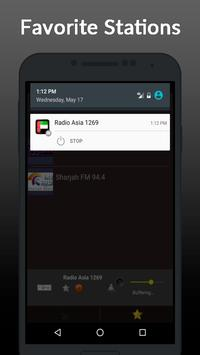 Radio Online United Arab Emirates apk screenshot
