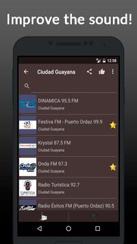 Radio Online Venezuela screenshot 1