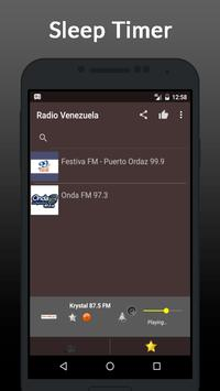 Radio Online Venezuela apk screenshot