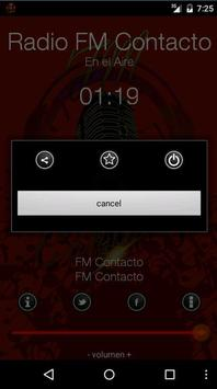 Player Radio-FM-Contacto screenshot 1