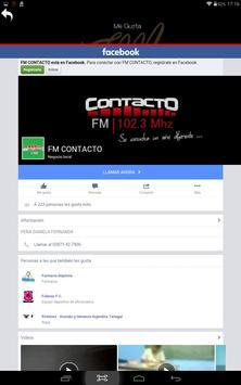 Player Radio-FM-Contacto screenshot 2