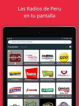 Radio Peru FM: Radio Peruana Gratis poster