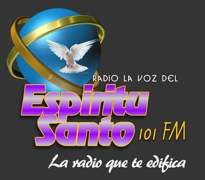 Radio la Voz del Espíritu Santo 101.FM poster