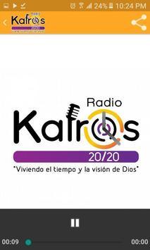 Radio Kairos 20/20 apk screenshot
