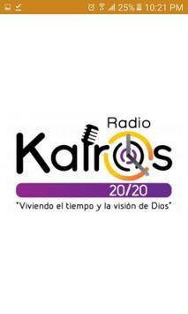 Radio Kairos 20/20 poster