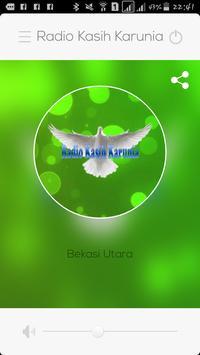 Radio Kasih Karunia poster