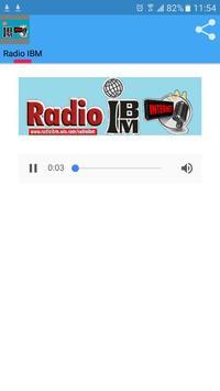 RADIO IBM poster