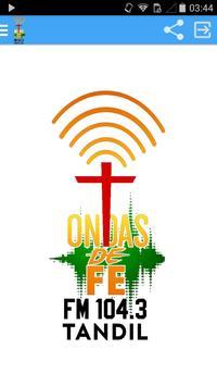 Radio Ondas De Fe poster