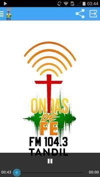 Radio Ondas De Fe screenshot 1