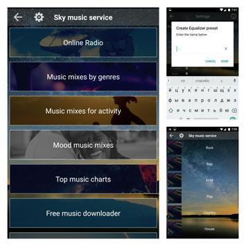 mp3 music player - with Hip Hop online radio captura de pantalla de la apk