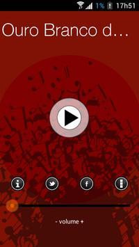 RADIO OURO BRANCO screenshot 1