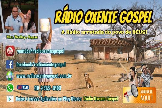 Radio Oxente Gospel apk screenshot