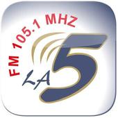 Radio La Cinco icon