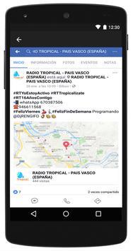 Radio Tropical País Vasco screenshot 4
