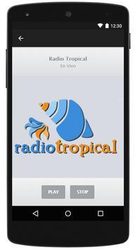 Radio Tropical País Vasco screenshot 1