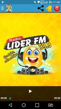 Rádio Líder 99 FM poster
