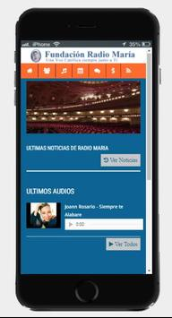 RADIO MARIA ECUADOR screenshot 1