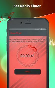 Radio Morocco live  | Record, Alarm& Timer screenshot 5