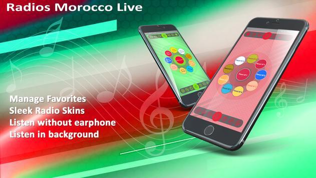 Radio Morocco live  | Record, Alarm& Timer screenshot 8