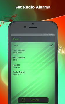 Radio Morocco live  | Record, Alarm& Timer screenshot 12
