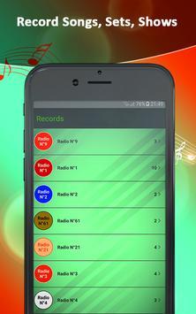 Radio Morocco live  | Record, Alarm& Timer screenshot 2