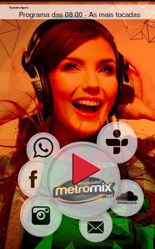 Rádio Metromix screenshot 3