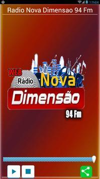 Radio Nova Dimensao 94 Fm poster