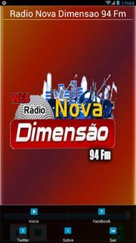 Radio Nova Dimensao 94 Fm apk screenshot
