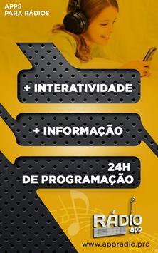 NovaPrimeira FM screenshot 3