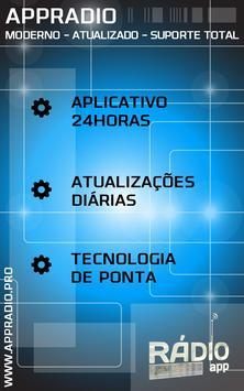 NovaPrimeira FM screenshot 2