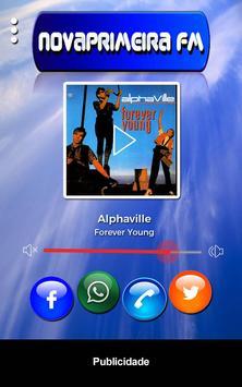 NovaPrimeira FM screenshot 5