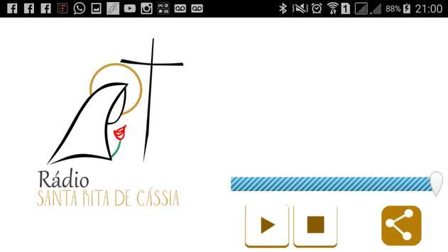 Rádio Santa Rita de Cássia apk screenshot
