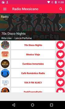Radios México apk screenshot