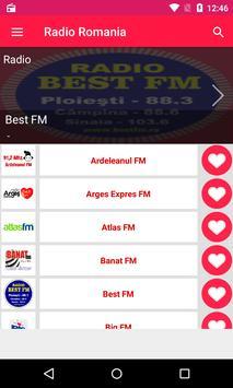 Radio Romania apk screenshot